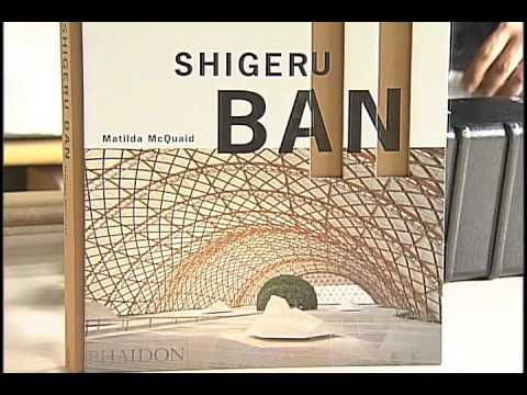 SHIGERU BAN. Arquitecto japonés. 2010, Entrevista con Tania Tinoco