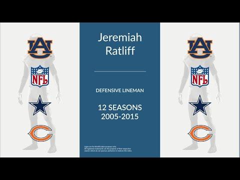 Jeremiah Ratliff: Football Defensive Lineman