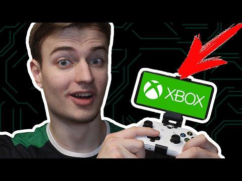 Xbox Stream в России | Играем в игры Xbox One на телефоне