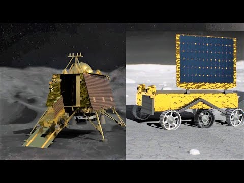 OFFICIAL Chandrayaan 2 videos Animation by ISRO || Gareeb Scientist
