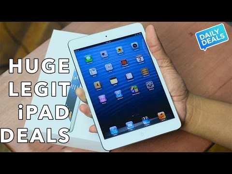 5 Best IPad Deals Right Now - The Deal Guy