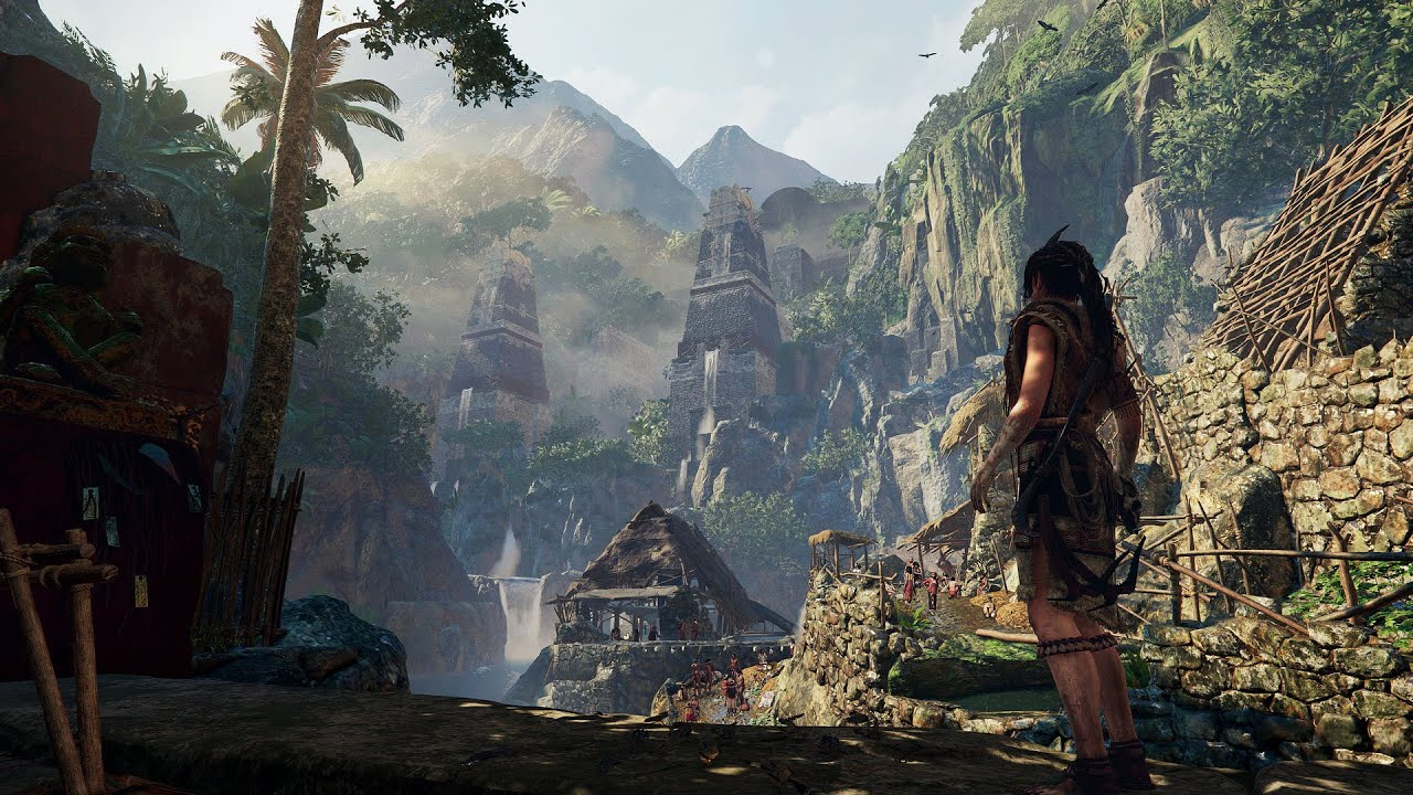 Shadow of the Tomb Raider | New Game