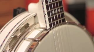 Recording King USA Custom Shop Banjo - The Deluxe 6
