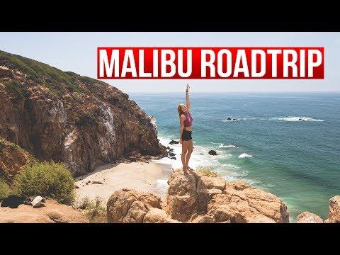 Road trip to Malibu - Vidcon vlog 7
