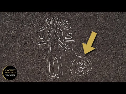 143 New Nazca Lines Discovered in Peru with the help of A.I. Technology | Ancient Architects
