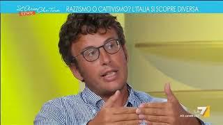 Diego Fusaro: 'Per fortuna non c'è un'emergenza razzismo in Italia ma solo casi sporadici che ...