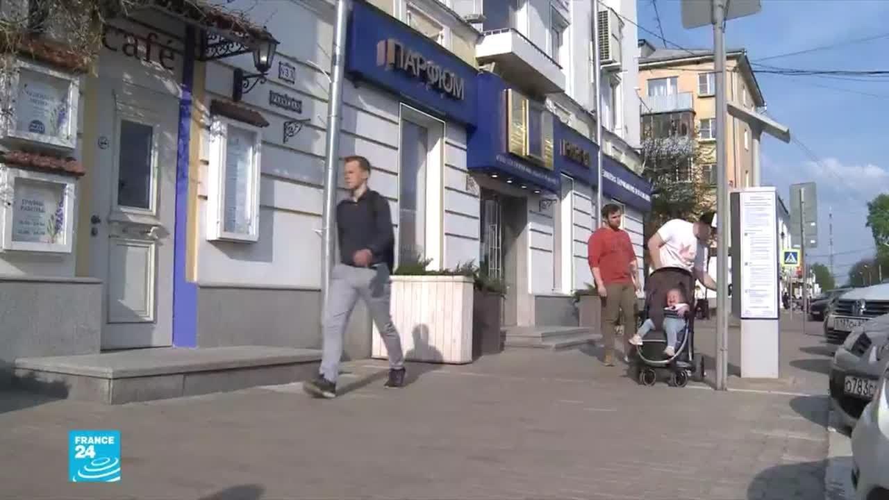 إغلاق مكاتب المعارض الروسي نافالني في جميع أنحاء روسيا  - نشر قبل 36 دقيقة
