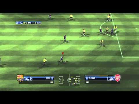 UEFA CL 2006-2007 HD Gameplay
