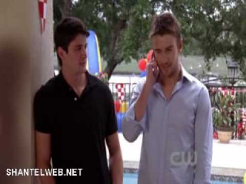 Shantel VanSanten in One Tree Hill 7x01: 4:30 AM Apparently They Were Traveling Abroad 4