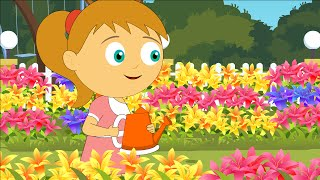 Mary Mary Quite Contrary - English Nursery Rhymes for Children - Ep 34