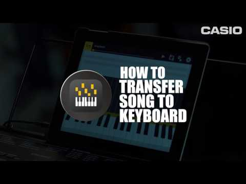 Chordana App on Casio CTK 2500/3500 Keyboards - How to use and features