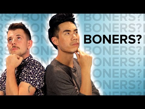 Guys Answer Boner Questions Girls Are Too Afraid To Ask