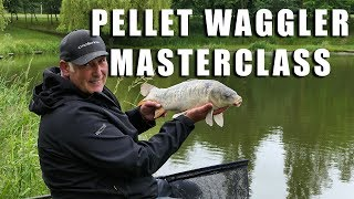 Pellet Waggler Masterclass with Keith Easton