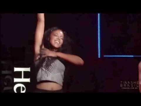 Tinashe - Superlove (Live At H-Artistry Taiwan 2016)