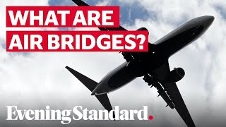 What are air bridges and which quarantine-free holiday destinations could Brits go to?