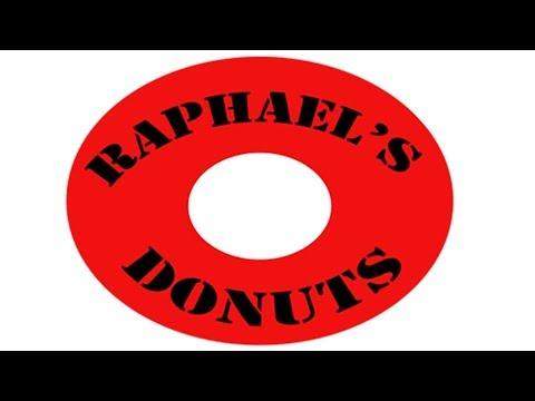 RAPHAEL'S DONUTS in Flint, MI. A vegan donut company that delivers!