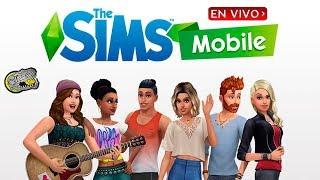 🔴 Sims Mobile - Probando el Nuevo Juego de Los Sims para dispositivos Mobiles