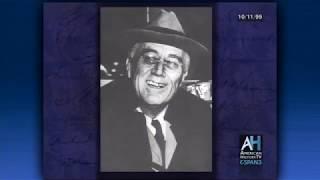 Life Portrait Franklin Roosevelt