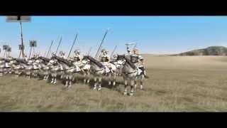 Rome Total War - Исторические сражения № 2 (Битва при Рафии)