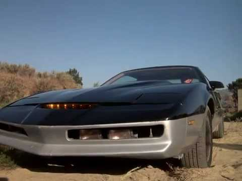 Knight rider - KITT VS. KARR