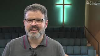 Diário de um Pastor com o Reverendo Marcelo Pinheiro - Salmo 111:4-5 - 25/02/2021