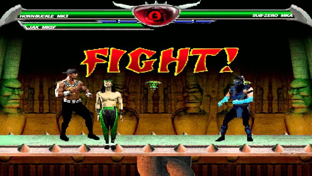 Mortal kombat chaotic 2.0.2