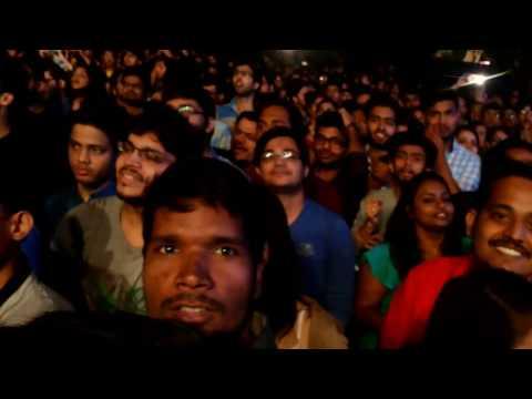 Shankar Ehsaan Loy at IIT BOMBAY 2016