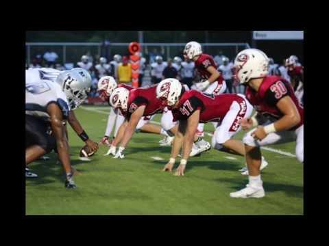 Jefferson City Jays Football 2016 vs. McCluer North