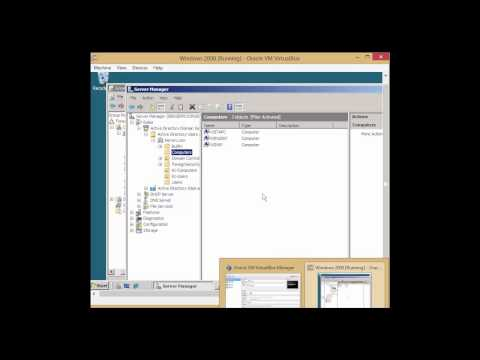 Group Policy Object and Organization Units