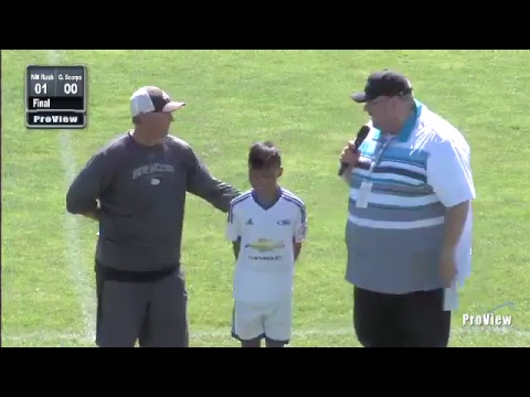 New Mexico Open State Cup - U-13 Boys Final - Field 8