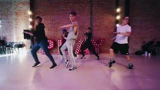 Personal dances ft hrvy and Loren gray