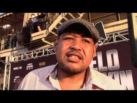 Omar Benson Miller: I will be watching Canelo-GGG; not Mayweather-McGregor!