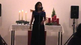 Benefizkonzert November  2011 - Katja Wagner  - Ohne Liebe bin ich nichts