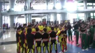 Announcement of Winners -  2011 Cheerdance Competition Tagum City Mayor