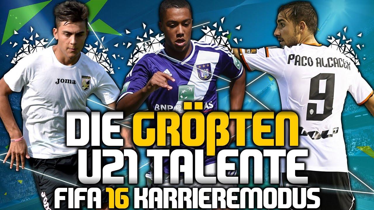 Fifa 16 Lm Talente