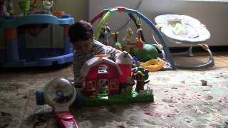 arjun playing