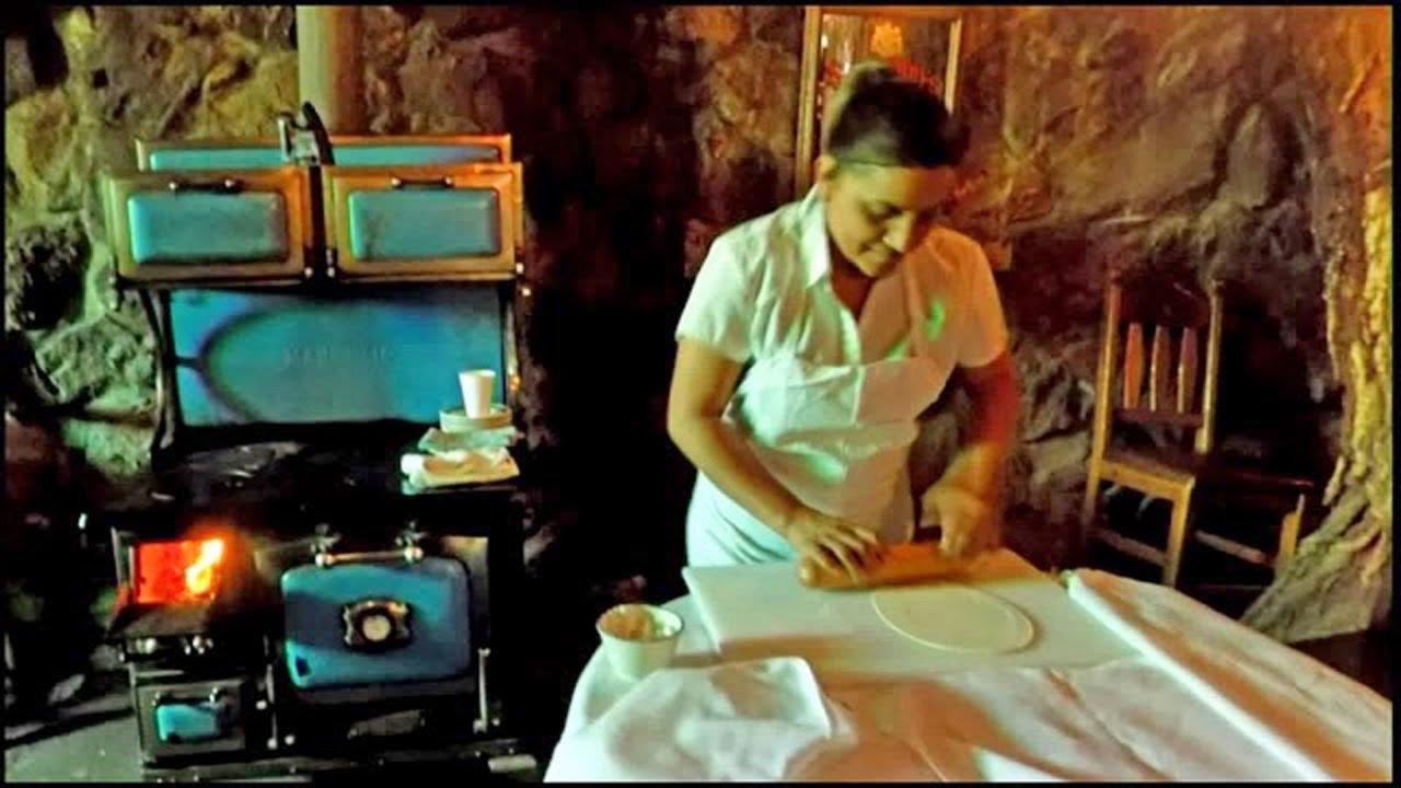 El Paragua Restaurant Espanola N M Near Black Mesa Golf Youtube