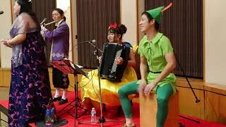 Tango Notturno Accordion - mayuko fukuda Flute - wataru kobayashi S...