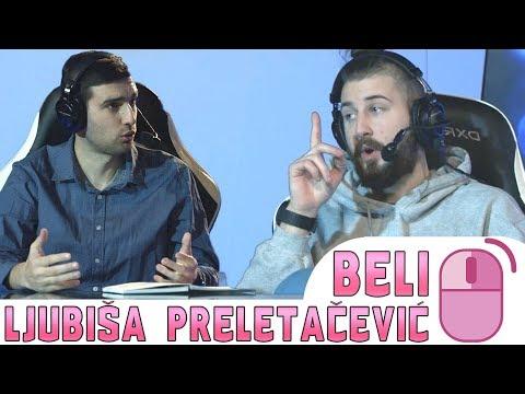 DESNI KLIK Ljubiša Preletačević Beli - Ljudi moraju više da vode ljubav!