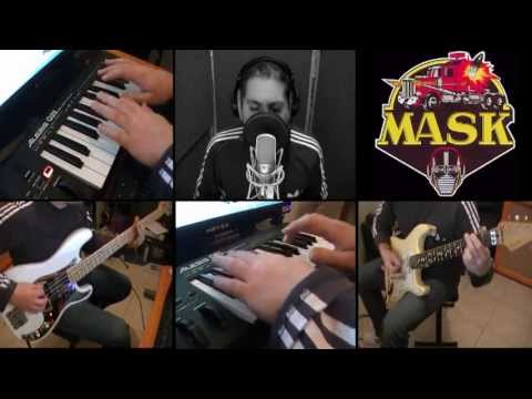 M.A.S.K. Theme  cover