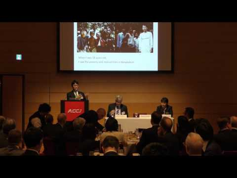 Connecting Japan and the U.S. through Innovation