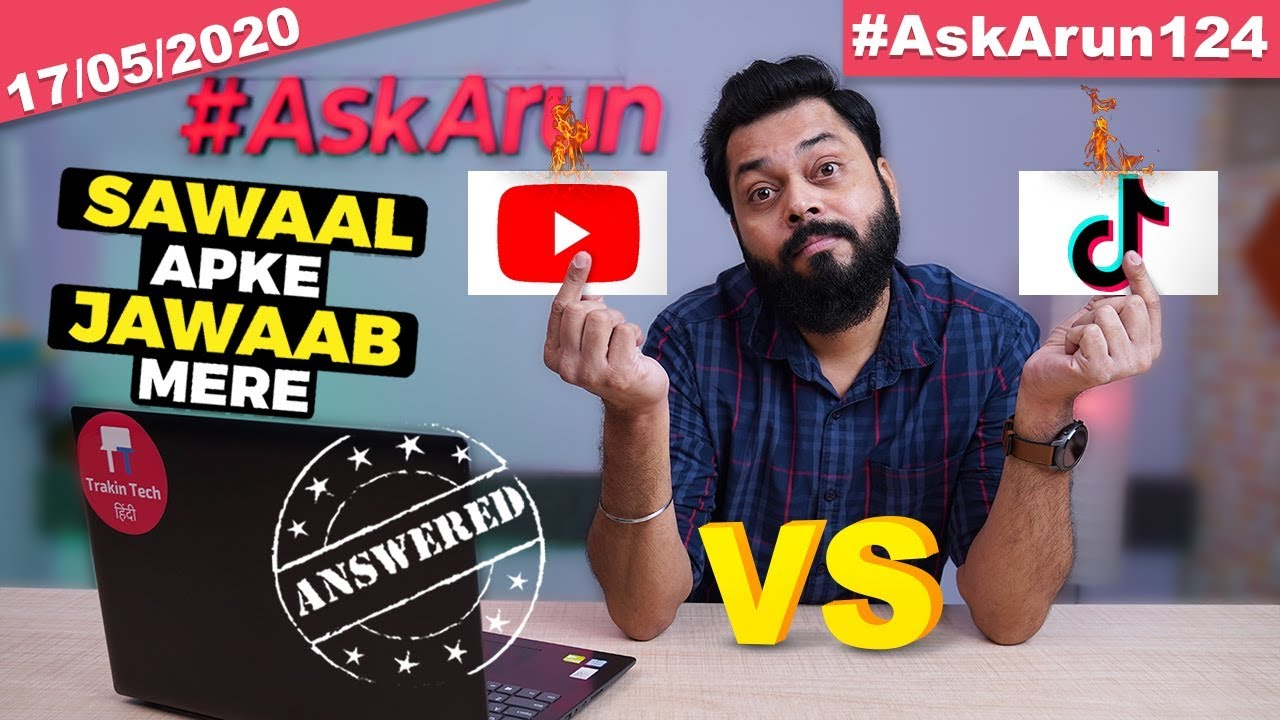 POCO F2 Pro India Launch????, TikTok Vs YouTube????, realme TV Under 20K, Redmi Note 10 Pro-#AskArun