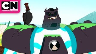 Ben 10 | A Natural Alliance | Cartoon Network