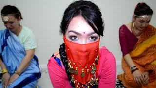 Гита и Зита по казахски  4 серия