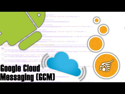 Google Cloud Messaging (GCM) no Android