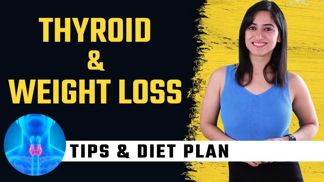 Diet Plan For Weight Loss In Thyroid By Gunjanshouts Youtube