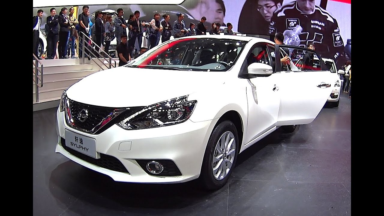 Best Affordable sedan 2016, 2017 Nissan Bluebird Sylphy ...
