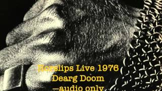 Horslips live 11 december 1976 -Dearg Doom