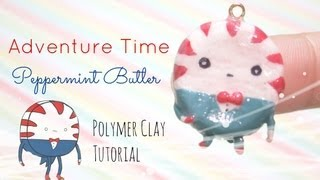 Adventure Time Peppermint Butler | Polymer Clay Tutorial ≧◡≦ Thumbnail