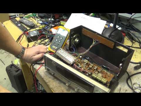 yorx clock radio restoration
